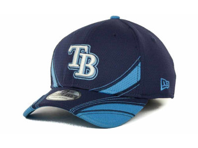 Tampa Bay Rays MLB Spring Tech 39THIRTY Cap Hats