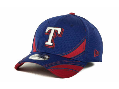 Texas Rangers MLB Spring Tech 39THIRTY Cap Hats
