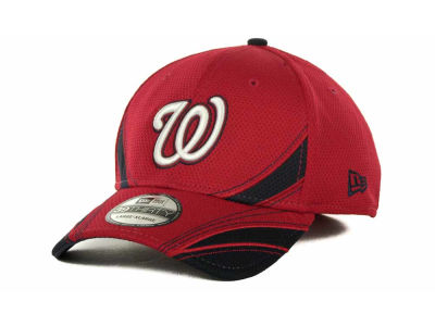 Washington Nationals MLB Spring Tech 39THIRTY Cap Hats