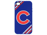 Forever Collectibles IPhone 4 Case Silicone Logo Cellphone Accessories
