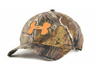 Under Armour Camo Arion Realtree Cap Adjustable Hats