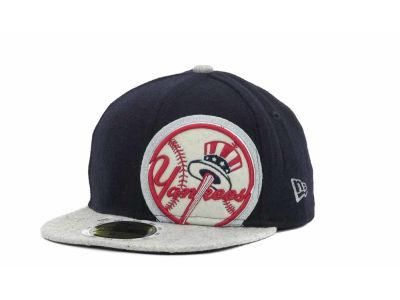 New York Yankees MLB Kids Felt Frill 59FIFTY Hats