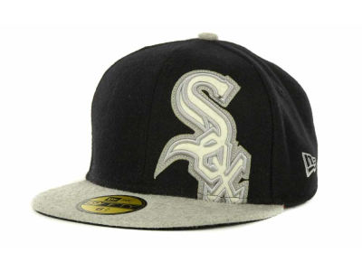 Chicago White Sox MLB Kids Felt Frill 59FIFTY Hats