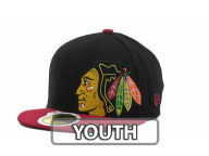 New Era NHL Kids Felt Frill 59FIFTY Cap Fitted Hats