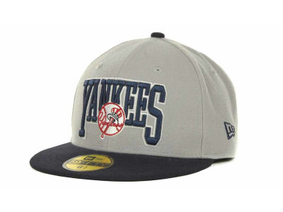 New York Yankees MLB Kids 2TB 59FIFTY Cap Hats