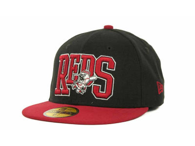 Cincinnati Reds MLB Kids 2TB 59FIFTY Cap Hats