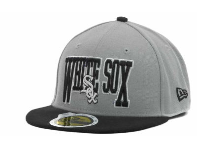 Chicago White Sox MLB Kids 2TB 59FIFTY Cap Hats