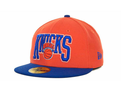 New York Knicks New Era NBA Kids 2TB 59FIFTY Cap Hats