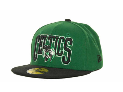 Boston Celtics NBA Kids 2TB 59FIFTY Cap Hats