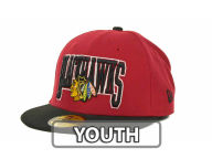 New Era NHL Kids 2TB 59FIFTY Cap Fitted Hats