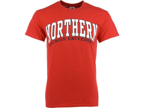Northern Illinois Huskies NCAA Bold Arch T-Shirt