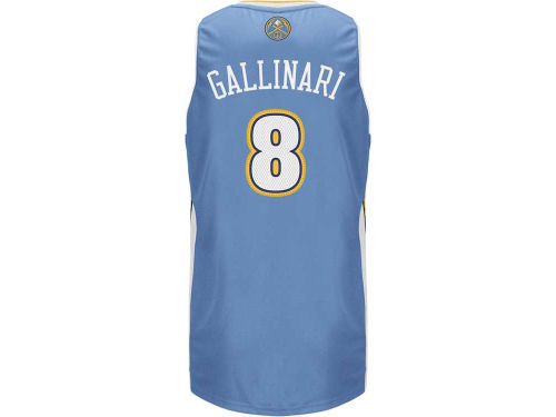 Denver Nuggets Danilo Gallinari adidas NBA Revolution 30 Swingman Jersey