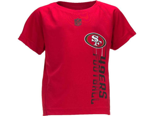 San Francisco 49ers Outerstuff NFL Kids Team Leaders T-Shirt