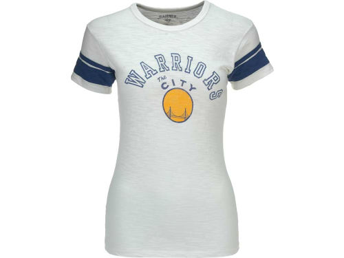 Golden State Warriors '47 Brand NBA Womens G17 Gametime T-Shirt