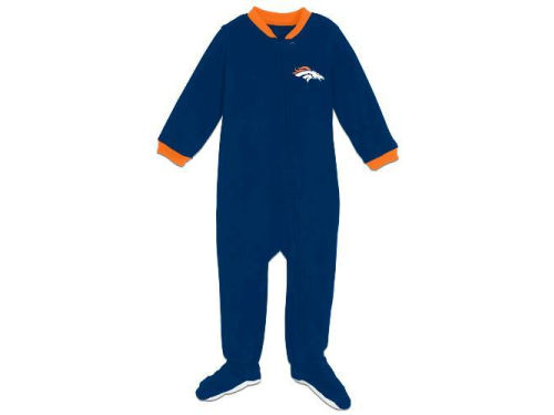 Denver Broncos Outerstuff NFL Infant Blanket Sleeper