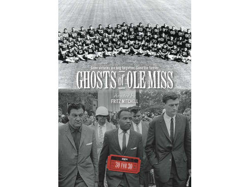 Mississippi Rebels Ghosts of Ole Miss DVD