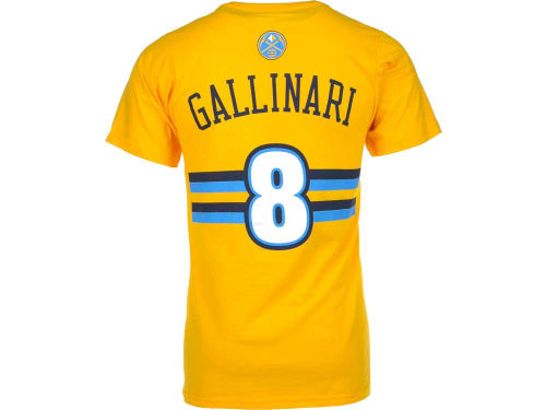Denver Nuggets Danilo Gallinari NBA Player T-Shirt