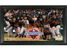 San Francisco Giants Highland Mint 2012 World Series Champ Field Photo w/ Signatures Collectibles