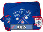 Chicago Cubs Franco MLB Newborn 5 Piece Gift Set Infant Apparel