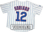 Chicago Cubs Alfonso Soriano Franco MLB Replica Jersey Jerseys