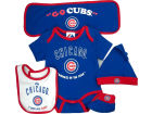 Chicago Cubs Franco MLB Newborn 5 Piece Hangar Gift Set Infant Apparel