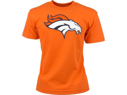 Denver Broncos Outerstuff NFL Youth Primary Logo T-Shirt