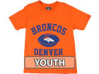 Denver Broncos Outerstuff NFL Youth Standard Issue T-Shirt T-Shirts