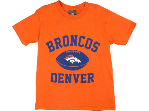 Denver Broncos Outerstuff NFL Youth Standard Issue T-Shirt