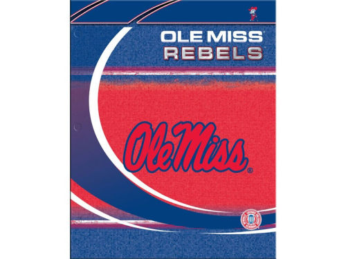 Mississippi Rebels 2-Pocket Portfolio