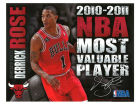 Chicago Bulls Derrick Rose Wincraft NBA MVP 4x6 Ultra Decal Bumper Stickers & Decals