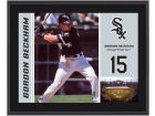 Chicago White Sox Gordon Beckham Forever Collectibles MLB 8x10 Player Plaque