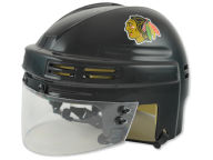 Mounted Memories Jonathan Toews Autographed Black Mini Helmet Collectibles