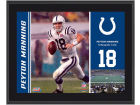 Indianapolis Colts Peyton Manning Forever Collectibles NFL 8x10 Player Plaque