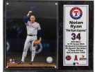 Texas Rangers Nolan Ryan Forever Collectibles MLB 8x10 Player Plaque