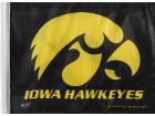 Iowa Hawkeyes Forever Collectibles Car Flag Auto Accessories