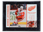Detroit Red Wings Henrik Zetterberg Forever Collectibles NHL 8x10 Player Plaque