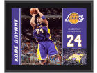 Los Angeles Lakers Kobe Bryant NBA 8x10 Player Plaque Collectibles