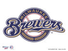 Milwaukee Brewers Wincraft MLB 4.5x5.75 Ultra Decal Bumper Stickers & Decals