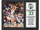 Boston Celtics Larry Bird NBA 8x10 Player Plaque Collectibles