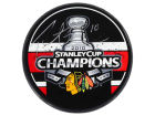 Chicago Blackhawks Patrick Kane Forever Collectibles Patrick Kane Autographed Puck with Display Case