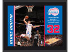 Los Angeles Clippers Blake Griffin Mounted Memories NBA 2010-11 R.O.Y 8x10 Player Plaque Collectibles