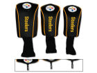 Pittsburgh Steelers NFL Barrel Headcover Set Golf