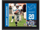 Detroit Lions Barry Sanders NFL 8x10 Player Plaque Collectibles