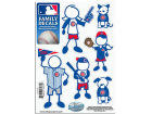 Chicago Cubs Forever Collectibles MLB Family Decals Small Package Bumper Stickers & Decals