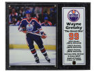 Edmonton Oilers Wayne Gretzky Forever Collectibles NHL 8x10 Player Plaque