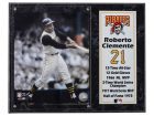 Pittsburgh Pirates Roberto Clemente Forever Collectibles MLB 8x10 Player Plaque