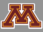 Minnesota Golden Gophers Wincraft Die Cut Color Decal 8in X 8in Bumper Stickers & Decals