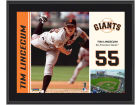 San Francisco Giants Tim Lincecum MLB 8x10 Player Plaque Collectibles