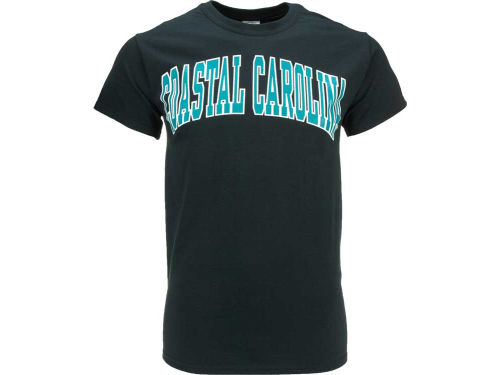 Coastal Carolina Chanticleers NCAA Bold Arch T-Shirt