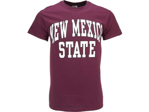 New Mexico State Aggies NCAA 2 for $25  New Agenda NCAA Bold Arch T-Shirt
